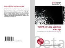 Buchcover von Valentine Soap Workers Cottage