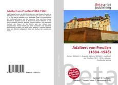 Bookcover of Adalbert von Preußen (1884–1948)