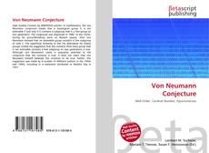 Bookcover of Von Neumann Conjecture