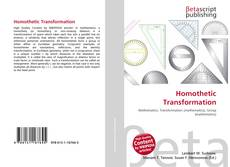 Portada del libro de Homothetic Transformation