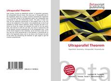 Bookcover of Ultraparallel Theorem