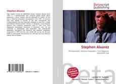 Bookcover of Stephen Alvarez