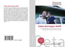 Capa do livro de Tobias Barrington Wolff