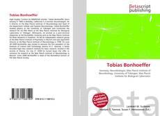 Обложка Tobias Bonhoeffer