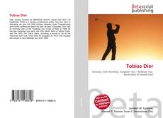 Bookcover of Tobias Dier