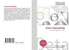 Обложка Linear Separability