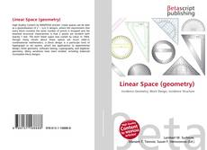 Bookcover of Linear Space (geometry)