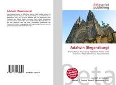 Borítókép a  Adalwin (Regensburg) - hoz