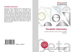 Bookcover of Parabolic Geometry