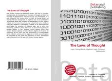 Couverture de The Laws of Thought