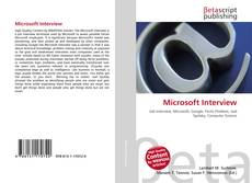 Bookcover of Microsoft Interview