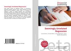 Bookcover of Seemingly Unrelated Regression