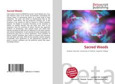 Bookcover of Sacred Weeds