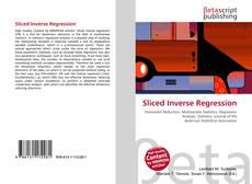 Couverture de Sliced Inverse Regression