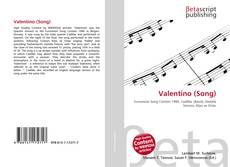 Valentino (Song)的封面