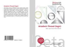 Bookcover of Ariadne's Thread (logic)
