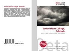 Обложка Sacred Heart College, Adelaide