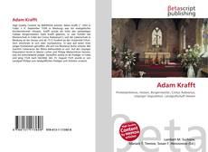 Bookcover of Adam Krafft