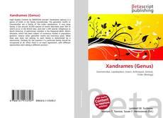 Capa do livro de Xandrames (Genus)
