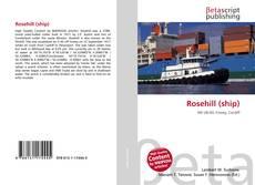 Portada del libro de Rosehill (ship)
