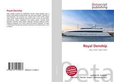 Bookcover of Royal Denship