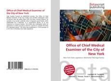 Borítókép a  Office of Chief Medical Examiner of the City of New York - hoz