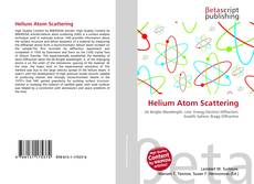 Bookcover of Helium Atom Scattering