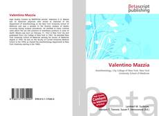 Valentino Mazzia的封面