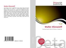 Bookcover of Walter Afanasieff