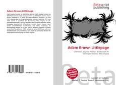 Bookcover of Adam Brown Littlepage