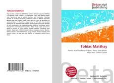 Buchcover von Tobias Matthay