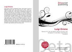Buchcover von Luigi Orione