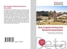 New England Antiquities Research Association kitap kapağı