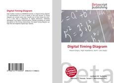 Capa do livro de Digital Timing Diagram