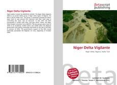 Bookcover of Niger Delta Vigilante