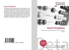 Bookcover of Zeno's Paradoxes