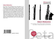 Buchcover von Adam Makowicz