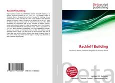 Bookcover of Rackleff Building