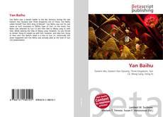 Bookcover of Yan Baihu