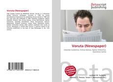 Buchcover von Voruta (Newspaper)