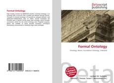 Bookcover of Formal Ontology