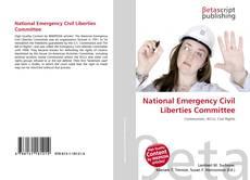 Portada del libro de National Emergency Civil Liberties Committee