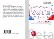 Bookcover of Adam McMullen