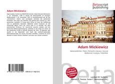Обложка Adam Mickiewicz