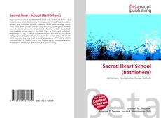 Capa do livro de Sacred Heart School (Bethlehem)