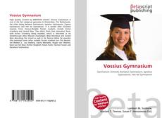 Bookcover of Vossius Gymnasium