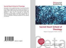 Sacred Heart School of Theology kitap kapağı