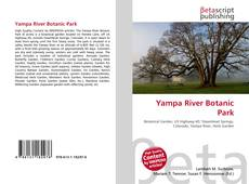 Bookcover of Yampa River Botanic Park