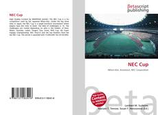 Bookcover of NEC Cup