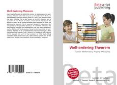 Bookcover of Well-ordering Theorem